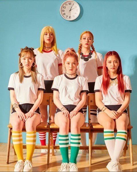 Ám ảnh với loạt ảnh nhá hàng cho những lần trở lại của Red Velvet - Ảnh 5.