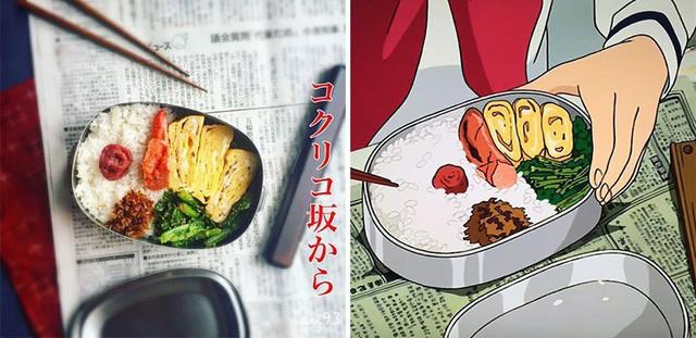 Bà nội trợ tài ba biến đồ ăn trong hoạt hình Ghibli ra đời thực - Ảnh 9.
