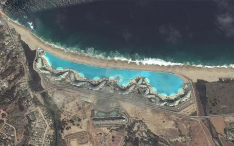 Xem 10 bức ảnh vệ tinh này mới thấy Trái Đất vừa đẹp mà cũng kỳ dị đến nhường nào - Ảnh 5.