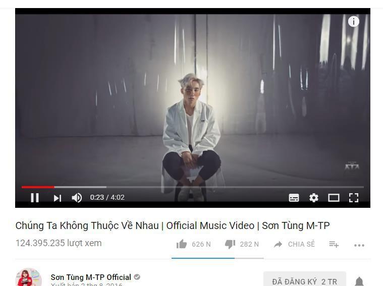 MV trăm triệu view: Con số không còn là giấc mộng xa vời của các sản phẩm Vpop! - Ảnh 9.