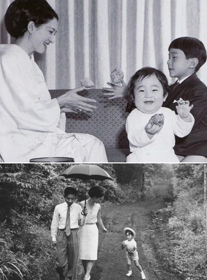Nhà vua và Hoàng hậu Nhật Bản, mối tình hoàng tộc - thường dân, 60 năm đến đầu bạc và vẫn muốn yêu mãi mãi - Ảnh 5.