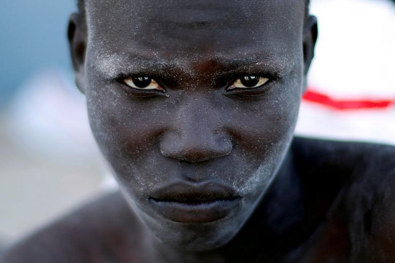 Những bức ảnh ấn tượng nhất năm 2017 được tờ Reuters bình chọn - Ảnh 42.