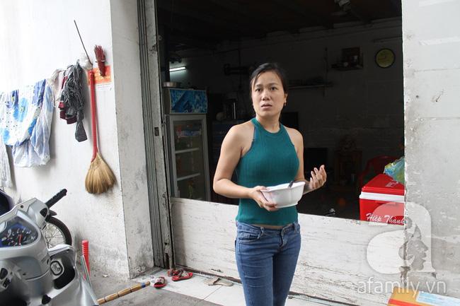 Bình Tân, TP.HCM: Bé gái 3 tuổi nghi bị bắt cóc nói có ông già dẫn đi mua kẹo - Ảnh 6.