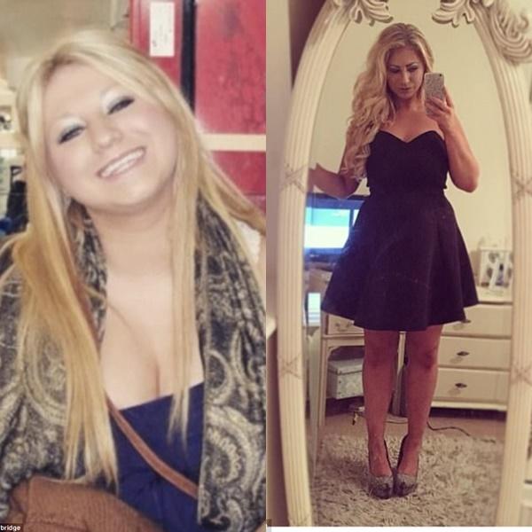 Không làm thì thôi chứ đã giảm cân thì phải từ 88kg xuống thành người mẫu như cô này này - Ảnh 6.