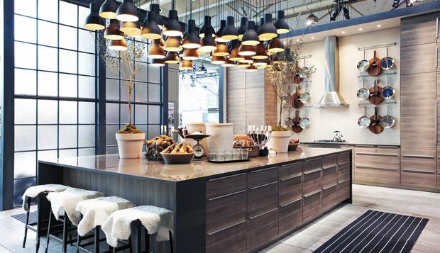 15 ý tưởng trang trí nhà bếp trong mơ dành cho bạn - Ảnh 10.