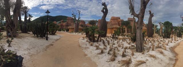 Vinpearl Land mở cửa Đồi Vạn Hoa - Công viên thực vật 5 châu độc đáo nhất Việt Nam - Ảnh 6.