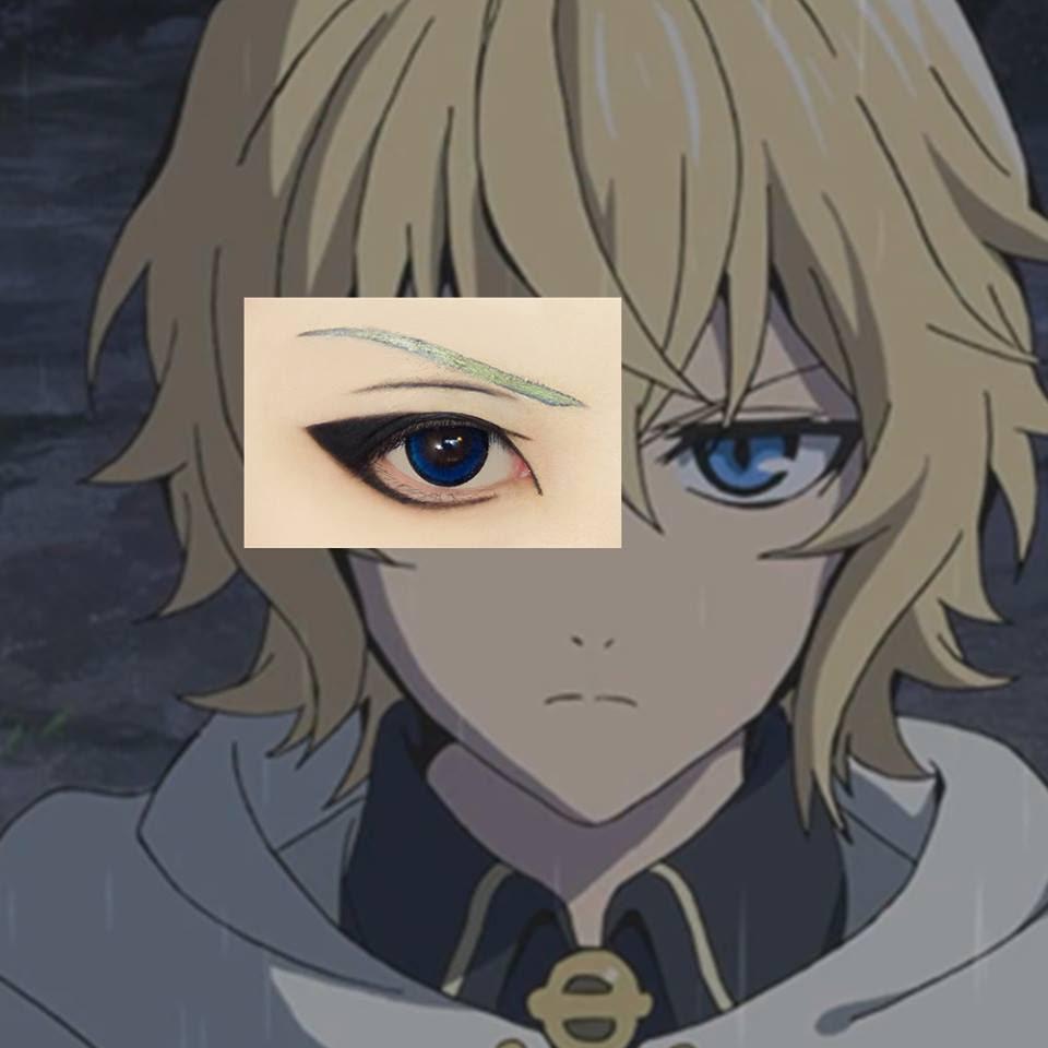Phục sát đất tài năng hóa trang mắt các nhân vật hoạt hình anime như thật - Ảnh 14.