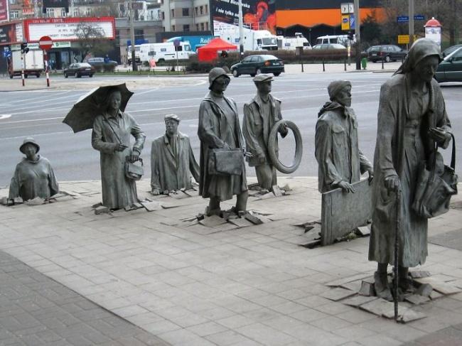 Những bức tượng độc đáo khiến bạn không thể tin là chúng tồn tại - Ảnh 6.