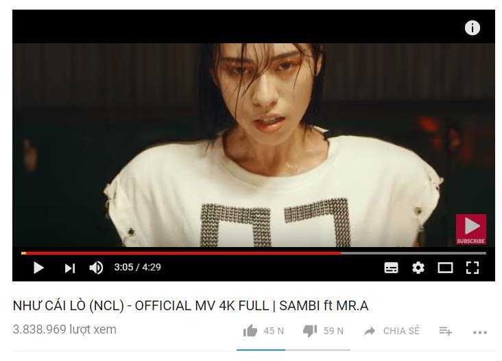 Đồng cảnh ngộ với MV debut của Chi Pu, loạt sản phẩm Vpop này cũng gom về rổ dislike gấp mấy lần lượt like - Ảnh 6.