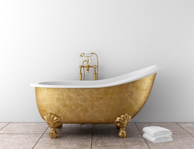 16 thiết kế bồn tắm khơi dậy cảm hứng ngay từ cái nhìn đầu tiên - Ảnh 13.