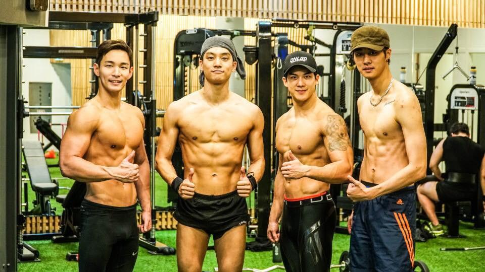 Nhan sắc thật của dàn thí sinh Nam Vương Hàn Quốc gây bão: Hoàn toàn có thể làm bạn ngã ngửa! - Ảnh 7.