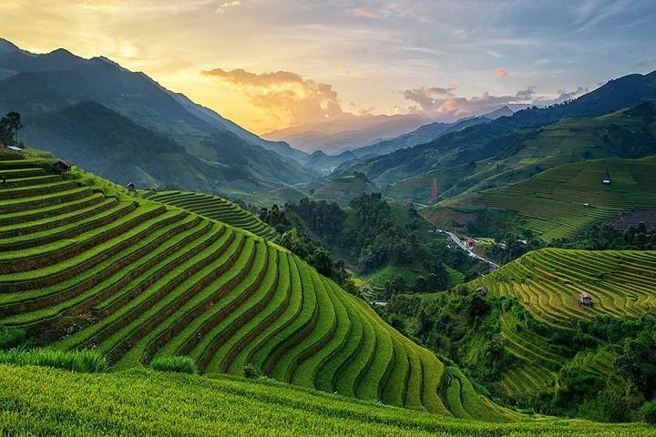 Cảnh sắc mê hồn của 10 địa danh đẹp nhất thế giới - Ảnh 6.