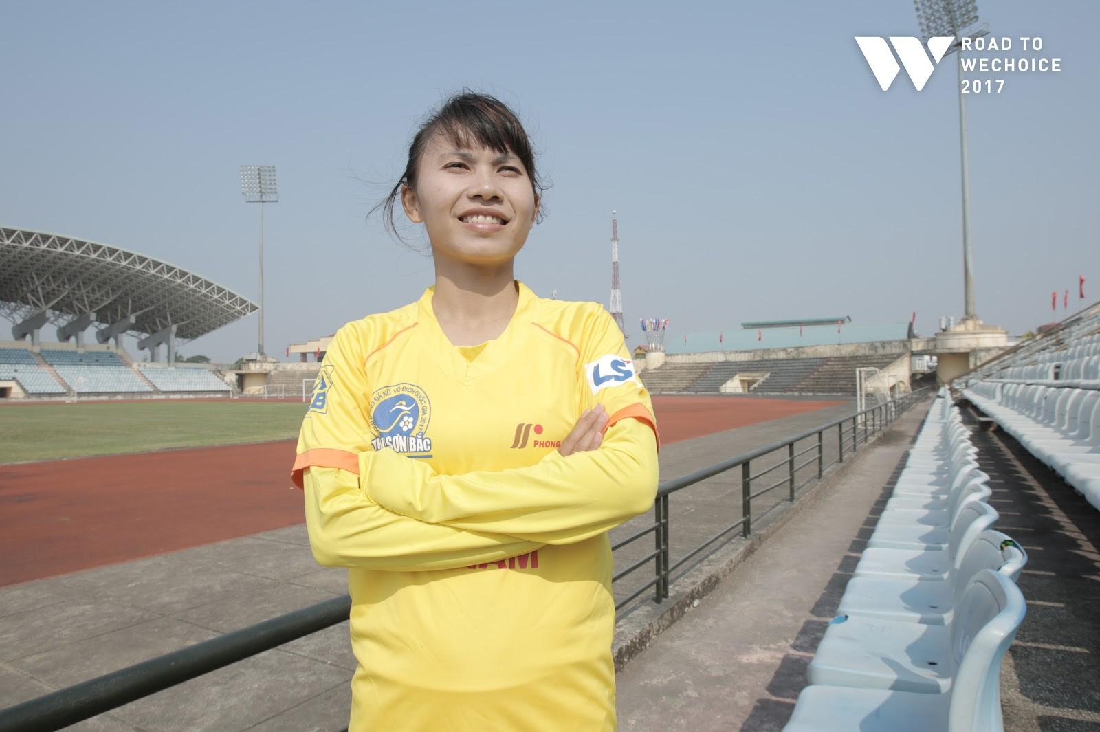Nguyễn Thị Liễu: Hành trình vượt biến cố, trở thành người hùng cho bóng đá nữ - Ảnh 6.