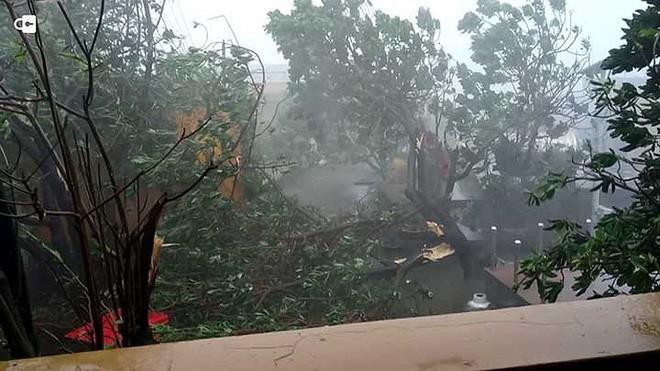 Đảo Trường Sa và nhà giàn DK1 sau bão Tembin - Ảnh 6.