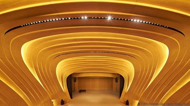 Đây là 10 trần nhà đẹp nhất thế giới, ngắm mỏi cổ cũng không thấy chán - Ảnh 7.