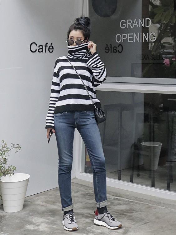 """Quên quần jeans trơn đi, còn đến 5 kiểu quần vừa đẹp vừa chất này mà các nàng nên """"bỏ túi"""" ngay - Ảnh 6."""