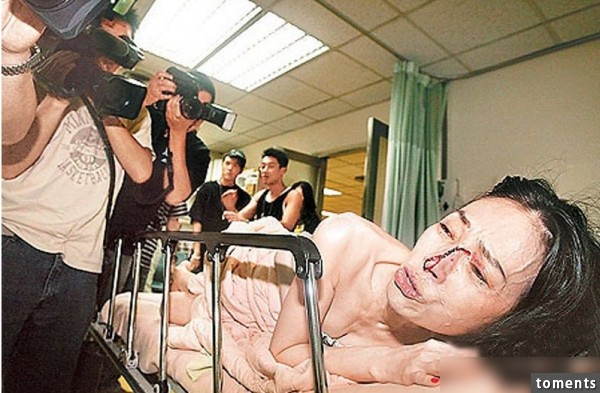 Mỹ nhân sát trai xứ Đài: Giàu nhờ lấy tỷ phú, về già bị tình trẻ kém 26 tuổi bạo hành dã man - Ảnh 6.
