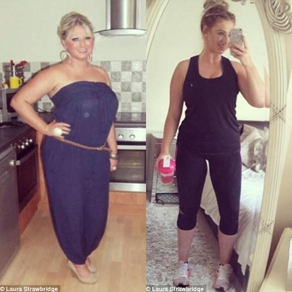 Không làm thì thôi chứ đã giảm cân thì phải từ 88kg xuống thành người mẫu như cô này này - Ảnh 7.