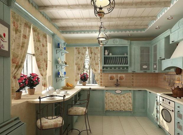 15 ý tưởng trang trí nhà bếp trong mơ dành cho bạn - Ảnh 12.
