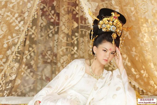 Hoàng hậu xinh đẹp mà vô đạo bậc nhất Trung Hoa xưa: Vu oan em gái để cướp ngôi, ngoại tình với thái giám, hãm hại vua - Ảnh 7.