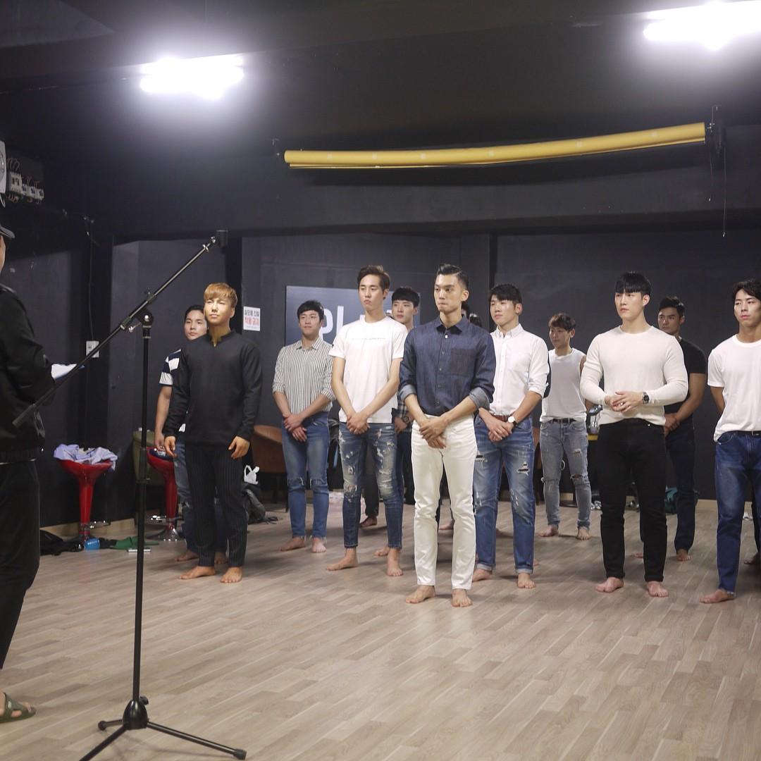 Nhan sắc thật của dàn thí sinh Nam Vương Hàn Quốc gây bão: Hoàn toàn có thể làm bạn ngã ngửa! - Ảnh 9.