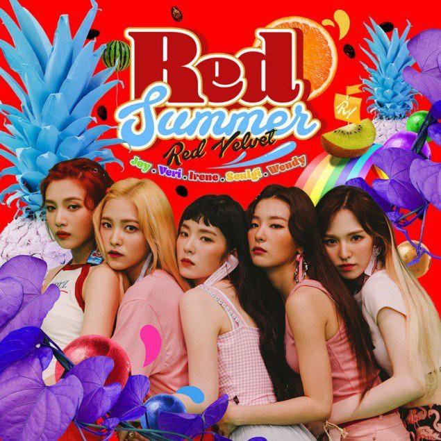 Ám ảnh với loạt ảnh nhá hàng cho những lần trở lại của Red Velvet - Ảnh 7.