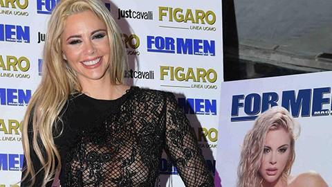 Diễn viên, ca sĩ Hy Lạp thừa nhận làm chuyện dại dột với Ronaldo - Ảnh 8.