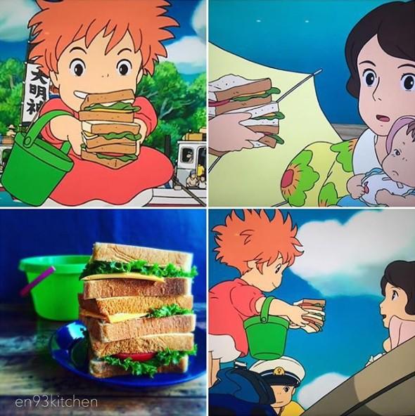 Bà nội trợ tài ba biến đồ ăn trong hoạt hình Ghibli ra đời thực - Ảnh 12.
