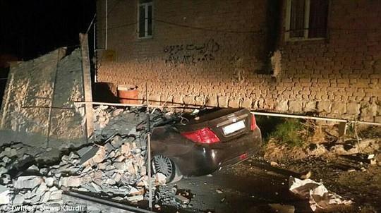 Động đất ở biên giới Iran - Iraq, hơn 361 người thương vong - Ảnh 7.