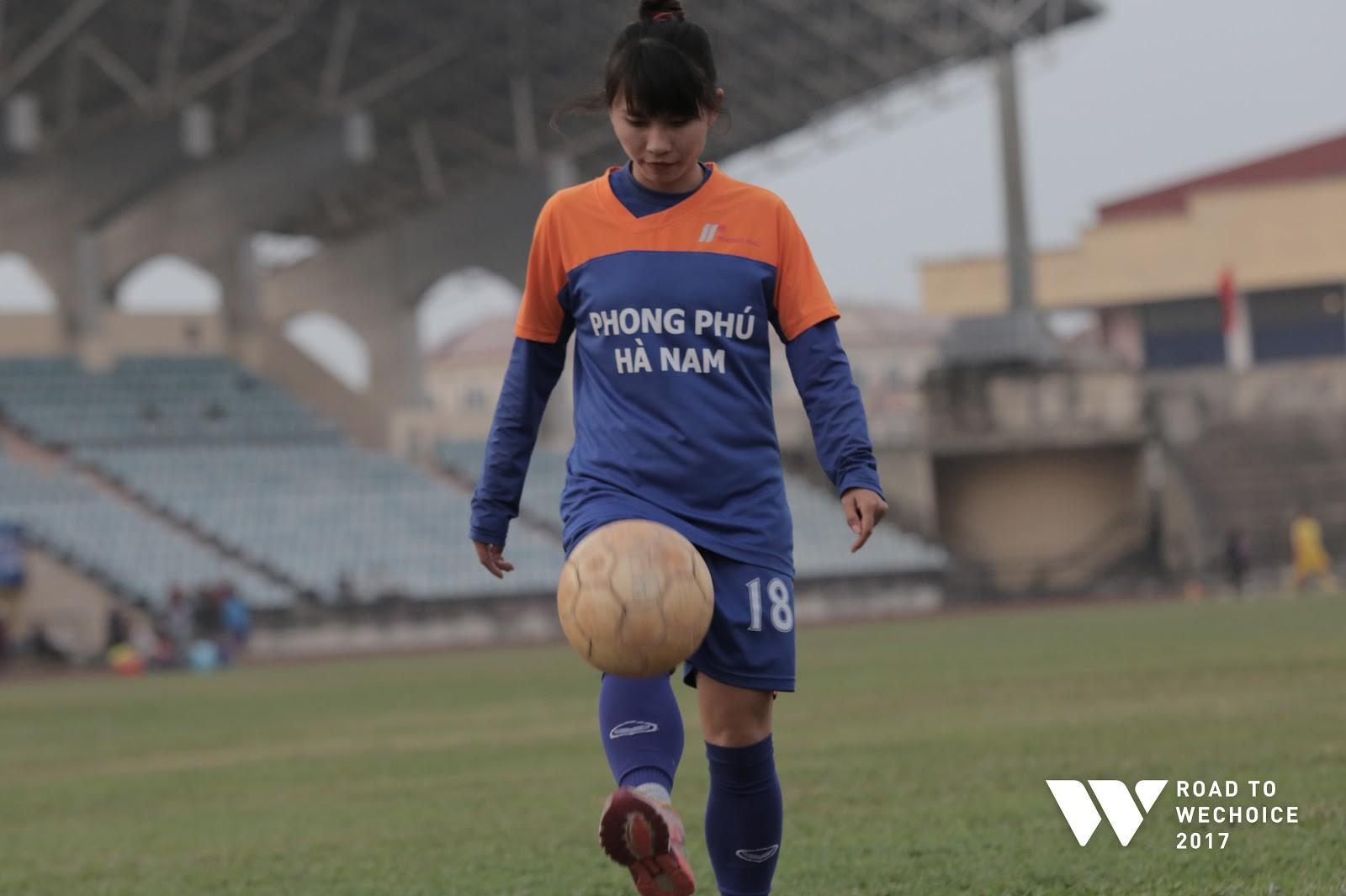 Nguyễn Thị Liễu: Hành trình vượt biến cố, trở thành người hùng cho bóng đá nữ - Ảnh 7.