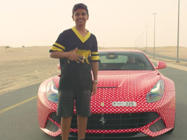 Mới 15 tuổi, cậu ấm xứ Dubai đã lọt top những triệu phú trẻ dưới 25 tuổi - Ảnh 7.