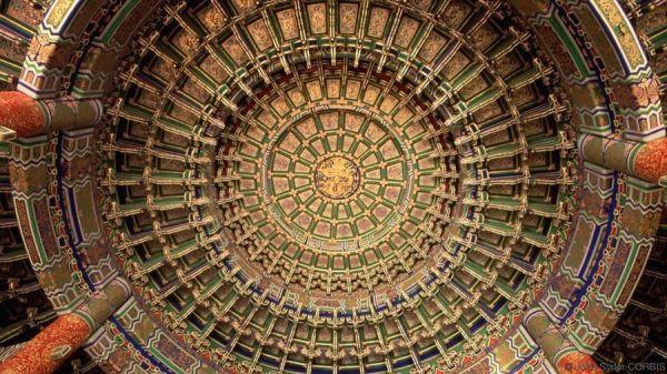 Đây là 10 trần nhà đẹp nhất thế giới, ngắm mỏi cổ cũng không thấy chán - Ảnh 9.
