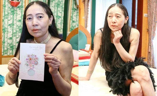 Mỹ nhân sát trai xứ Đài: Giàu nhờ lấy tỷ phú, về già bị tình trẻ kém 26 tuổi bạo hành dã man - Ảnh 7.