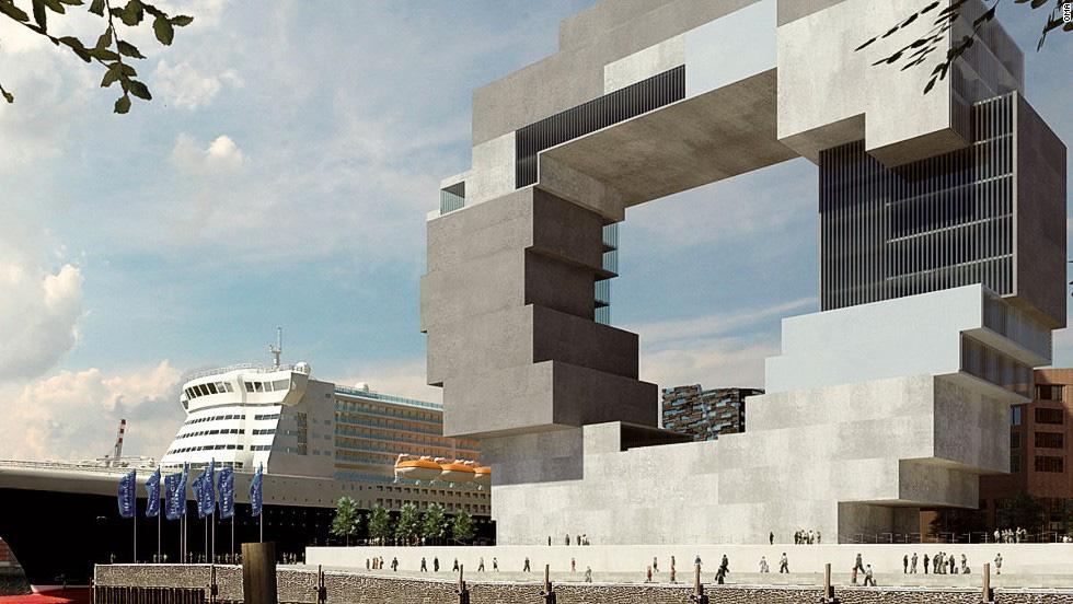 6 kiến trúc khổng lồ bị rút lõi nhưng vẫn đẹp mê hoặc lòng người - Ảnh 8.