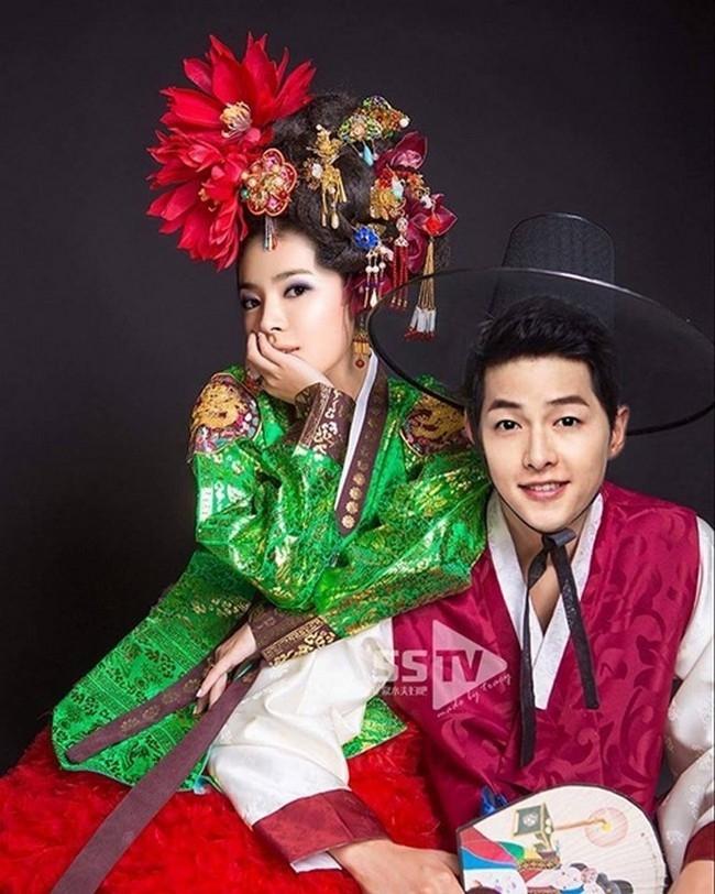 Chưa kết hôn, Song - Song đã có bộ ảnh cưới và album ảnh gia đình bên quý tử đầu lòng không thể chất hơn! - Ảnh 9.