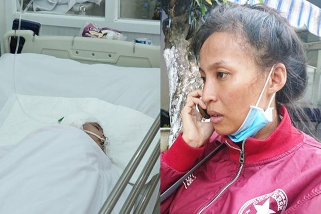 """Mẹ bé gái 3 tuổi té cầu thang chấn thương sọ não nặng khi theo mẹ đi giúp việc: """"Tôi không bỏ con mình - Ảnh 8."""