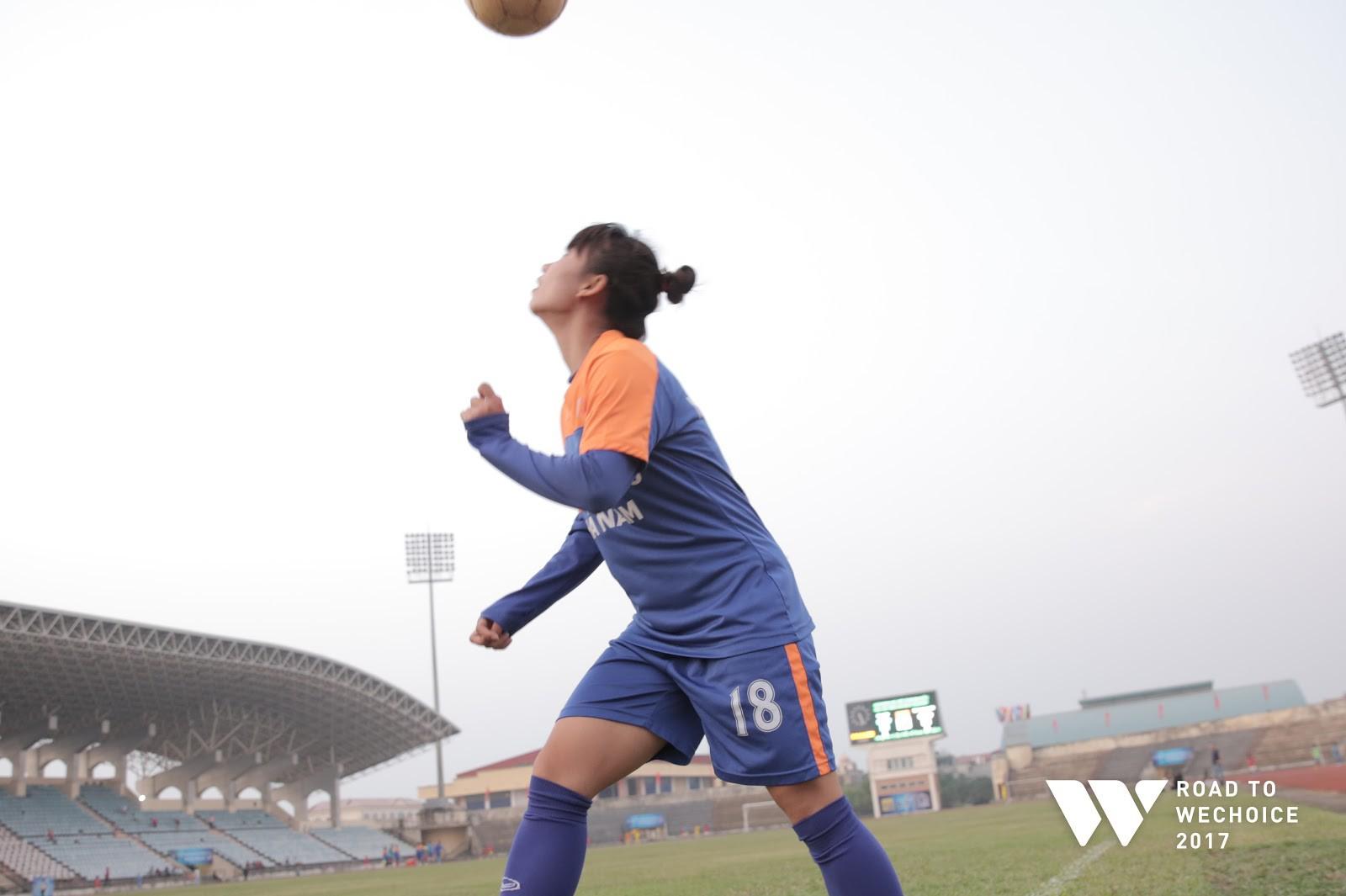 Nguyễn Thị Liễu: Hành trình vượt biến cố, trở thành người hùng cho bóng đá nữ - Ảnh 8.