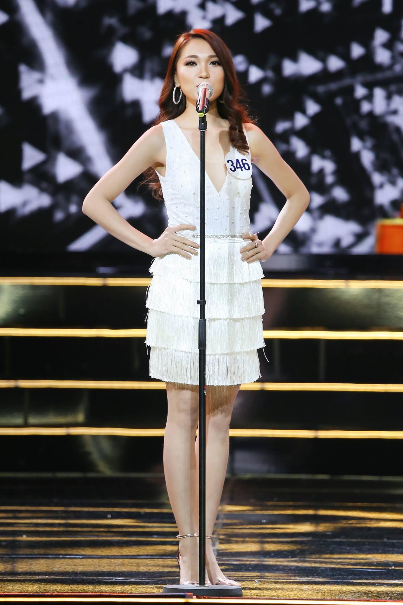 Khuôn mặt đẹp nhưng chỉ cao 1m65, lại kém tiếng Anh, cô nàng này sẽ làm nên chuyện tại Hoa hậu Hoàn vũ VN? - Ảnh 7.