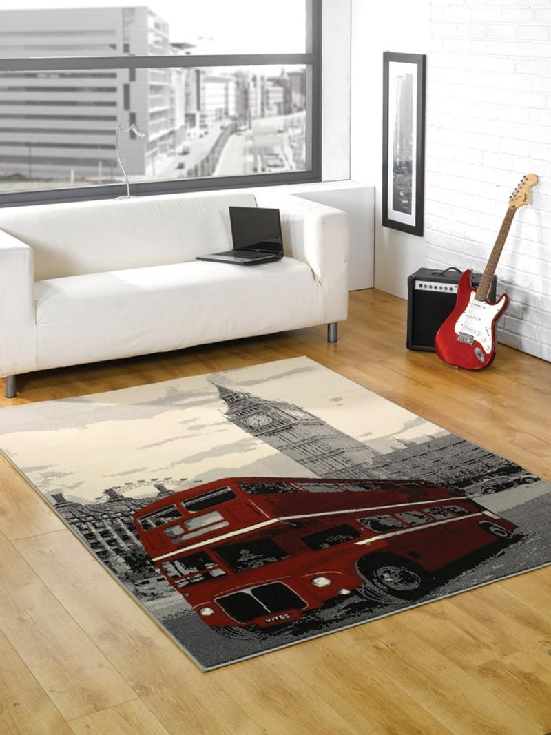 Gợi ý 14 mẫu thảm trải sàn rực rỡ giúp căn phòng biến thành cầu vồng đẹp mắt - Ảnh 15.