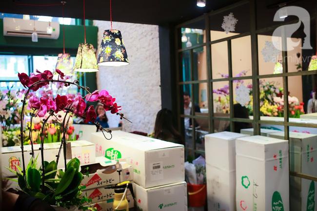 Hà Nội: Chi 72 triệu để mua hoa tươi nhập khẩu đủ tiêu chí độc và đẹp về chơi Tết - Ảnh 9.