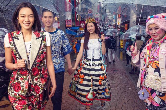 Dolce & Gabbana bị cư dân Trung Quốc chỉ trích vì bôi xấu hình ảnh quốc gia trong loạt hình mới nhất - Ảnh 9.