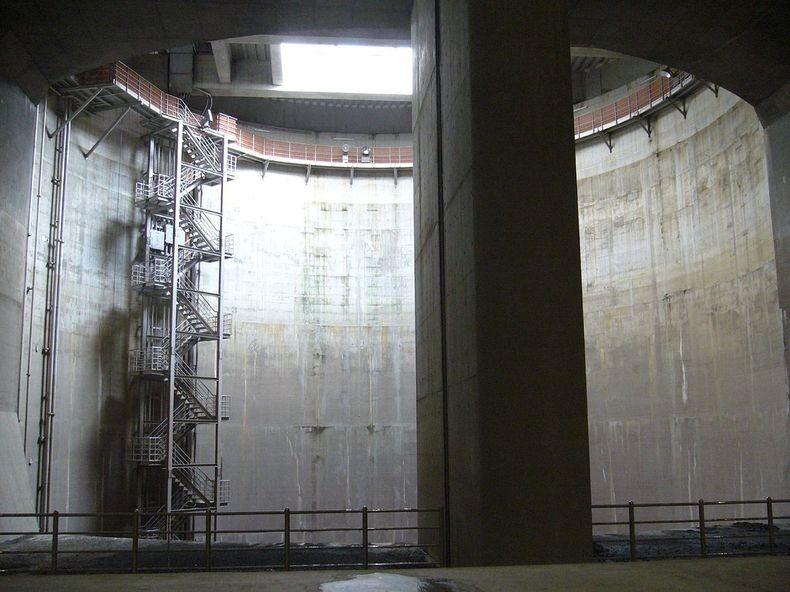 Điện thờ Pantheon dưới lòng đất Tokyo: Hệ thống thoát nước vĩ đại mang niềm tự hào của Nhật Bản - Ảnh 9.