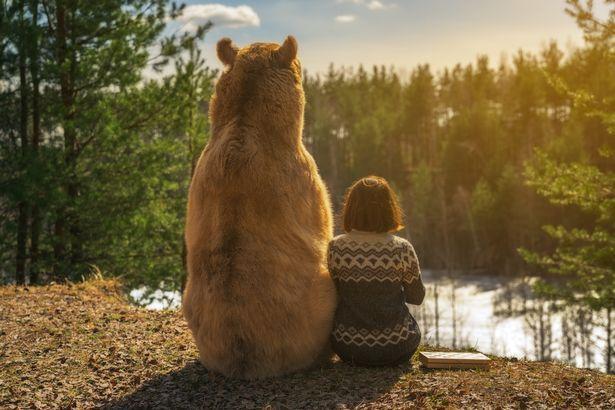 Nuôi thú cưng thế này mới đẳng cấp: Cặp đôi sống chung cùng chú gấu nặng 360kg suốt 24 năm - Ảnh 5.