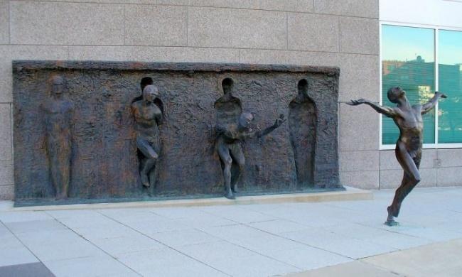 Những bức tượng độc đáo khiến bạn không thể tin là chúng tồn tại - Ảnh 9.