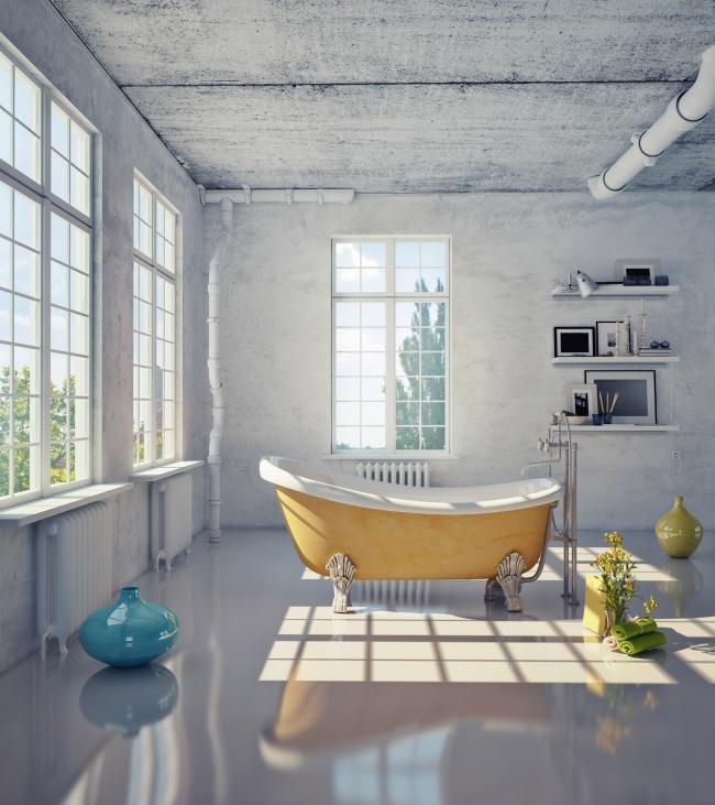 16 thiết kế bồn tắm khơi dậy cảm hứng ngay từ cái nhìn đầu tiên - Ảnh 17.