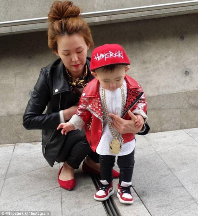 Ai là nhân vật đứng phía sau những nhóc tỳ sành điệu tại Tuần lễ thời trang Seoul? - Ảnh 9.