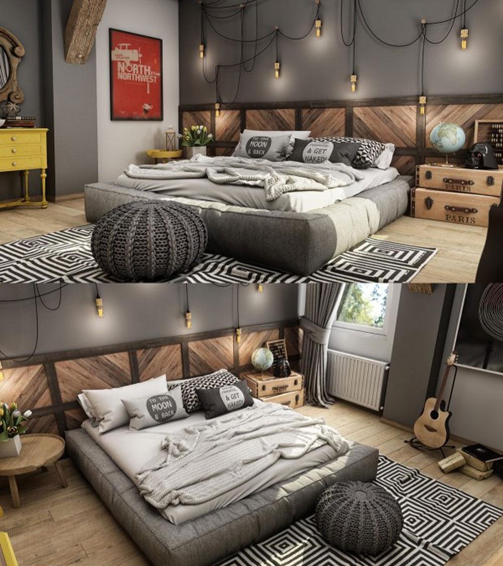 14 mẫu phòng ngủ rộng rãi dành cho người yêu kiến trúc - Ảnh 17.