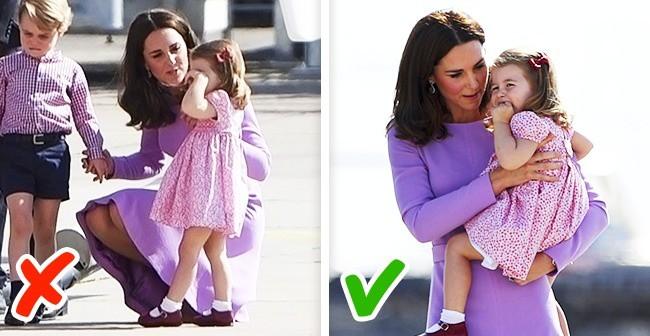 12 cách dạy con của vợ chồng Hoàng tử William cha mẹ nào cũng nên học hỏi - Ảnh 9.