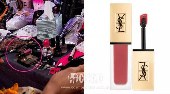 Thỏi son có giá 180 nghìn này chính là bí quyết giúp các thiên thần Victoria's Secret tỏa sáng - Ảnh 9.