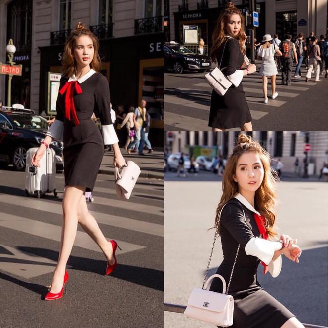 Năm 2017, Ngọc Trinh xứng đáng là Nữ hoàng váy nhái của showbiz Việt - Ảnh 9.